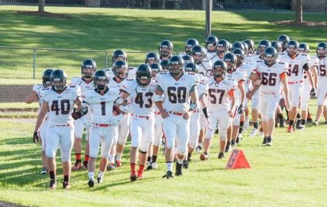 Warrior Round-up: Football