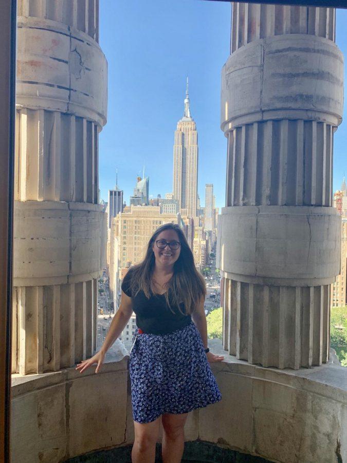 Alumnus Corner: Sarah Bonamino