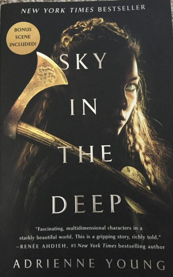 Book+Review%3A+Sky+in+the+Deep+by+Adrienne+Young