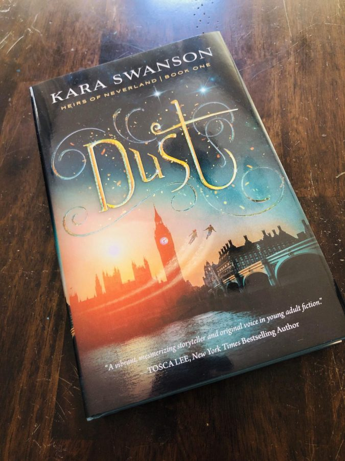 Book+Review%3A+Dust+by+Kara+Swanson