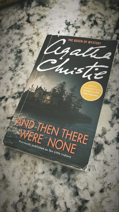 Book Review: And Then There Were None by Agatha Christie