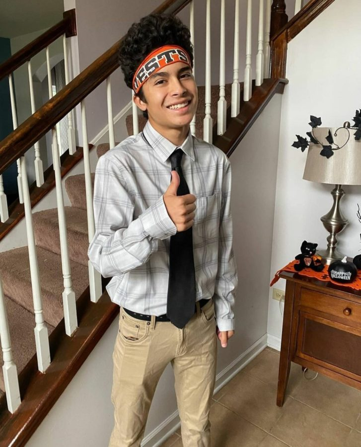 Senior Stories: Nick Reyes