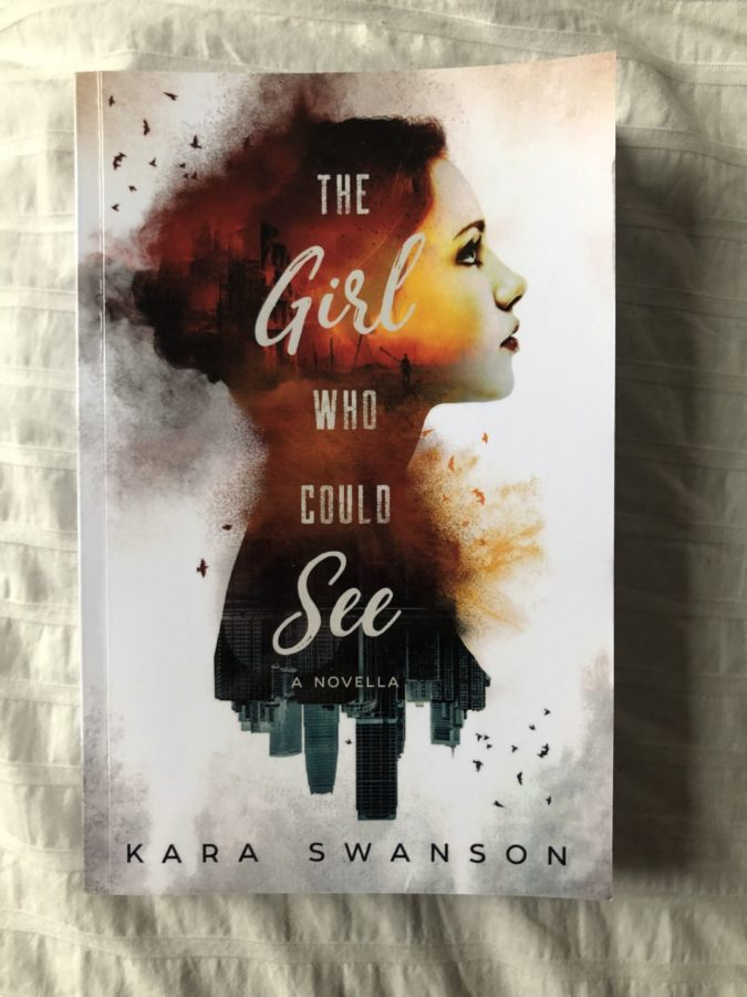 Book+Review%3A+The+Girl+Who+Could+See+by+Kara+Swanson